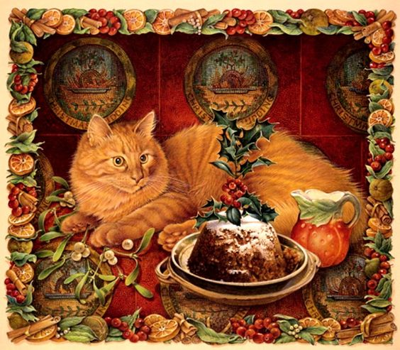 10-Lesley Anne Ivory, Christmas Cats