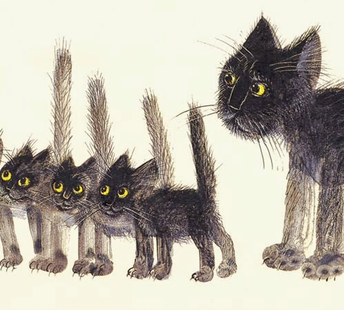 Black Cat Family, Jozef Wilkon, Jozef Wilkon
