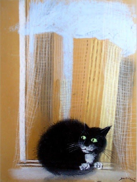 Fraidy Cat, Jozef Wilkon
