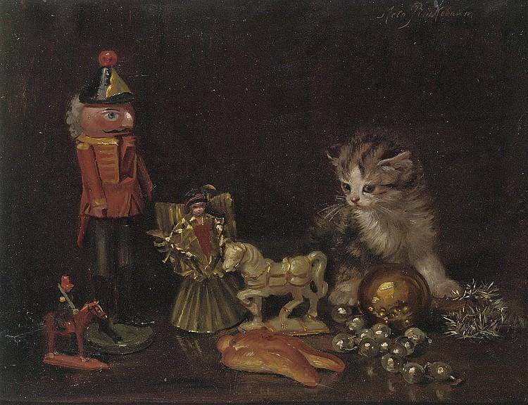 Meta Pluckebaum, Christmas Kitten