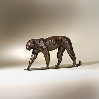 Panther, 1911 Bronze, Rembrandt Bugatti