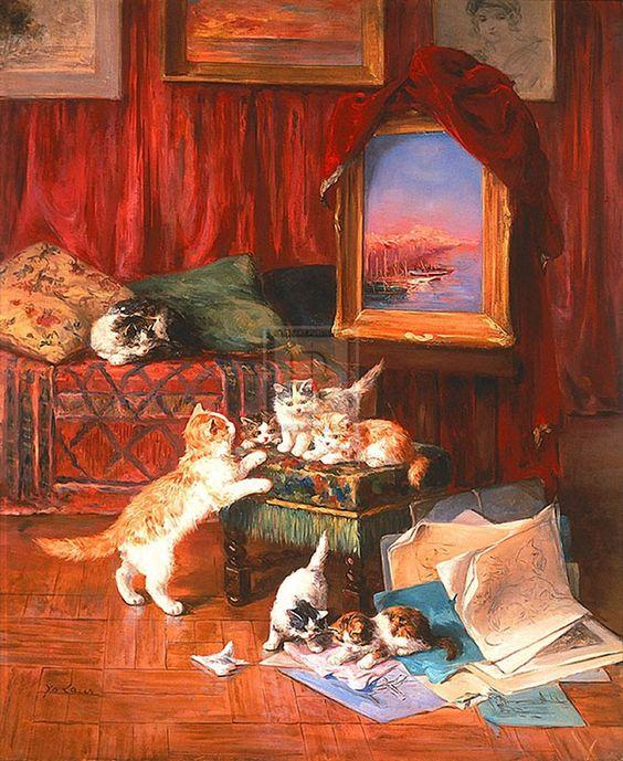 Mischief, Marie Yvonne Laur