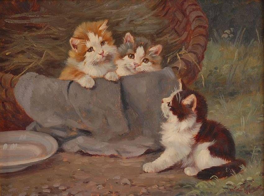 Kittens, Benno Kogl