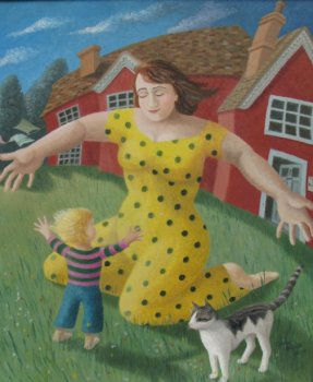 Mother Love, Ophelia Redpath
