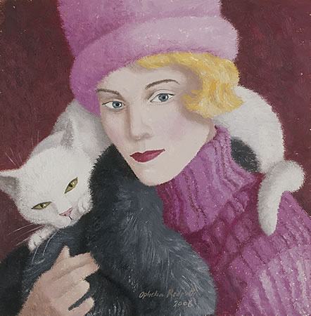 Ophelia Redpath, White Mischief