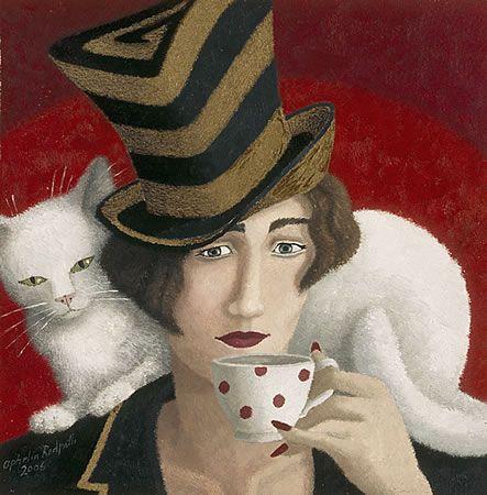 Topper and Tea, Ophelia Redpath