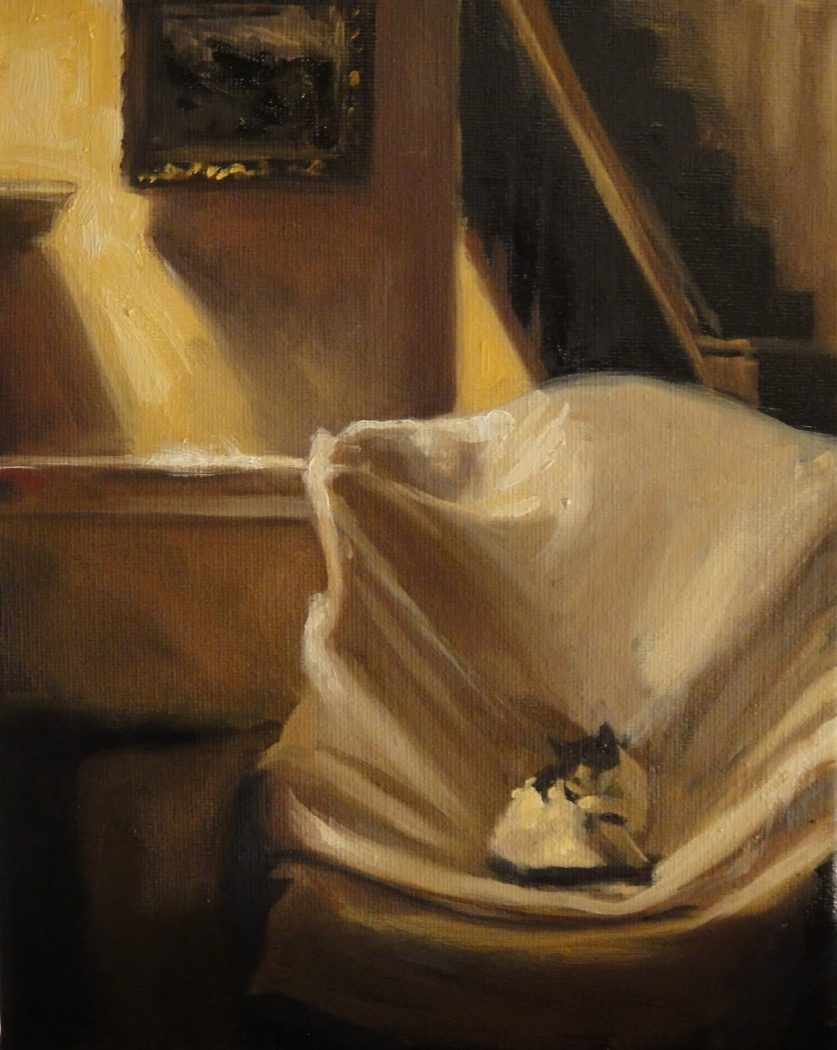 Jonelle Summerfield, Bed, Bath and Yellow Light Beyond