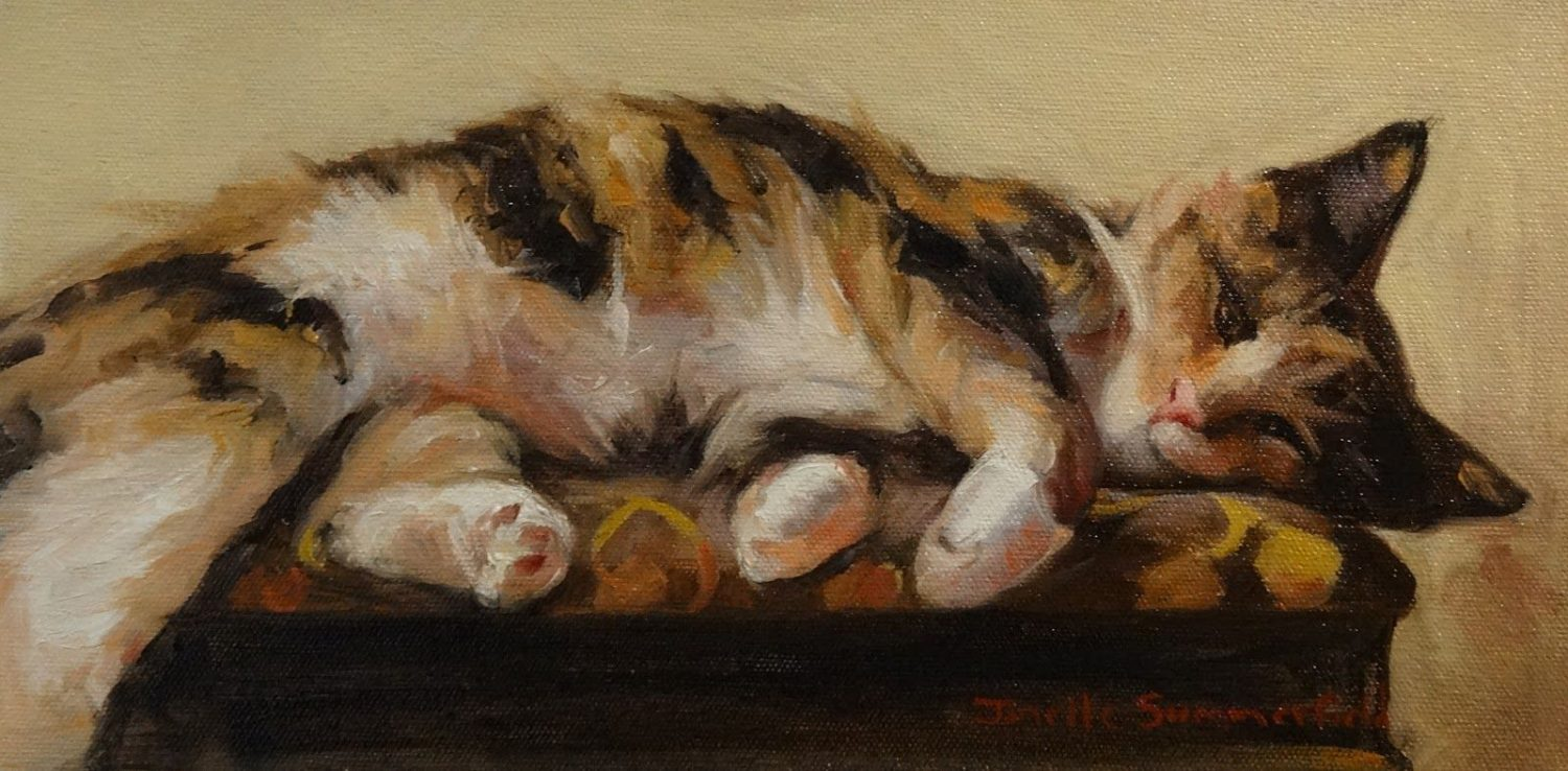 Jonelle Summerfield, Calico Cat