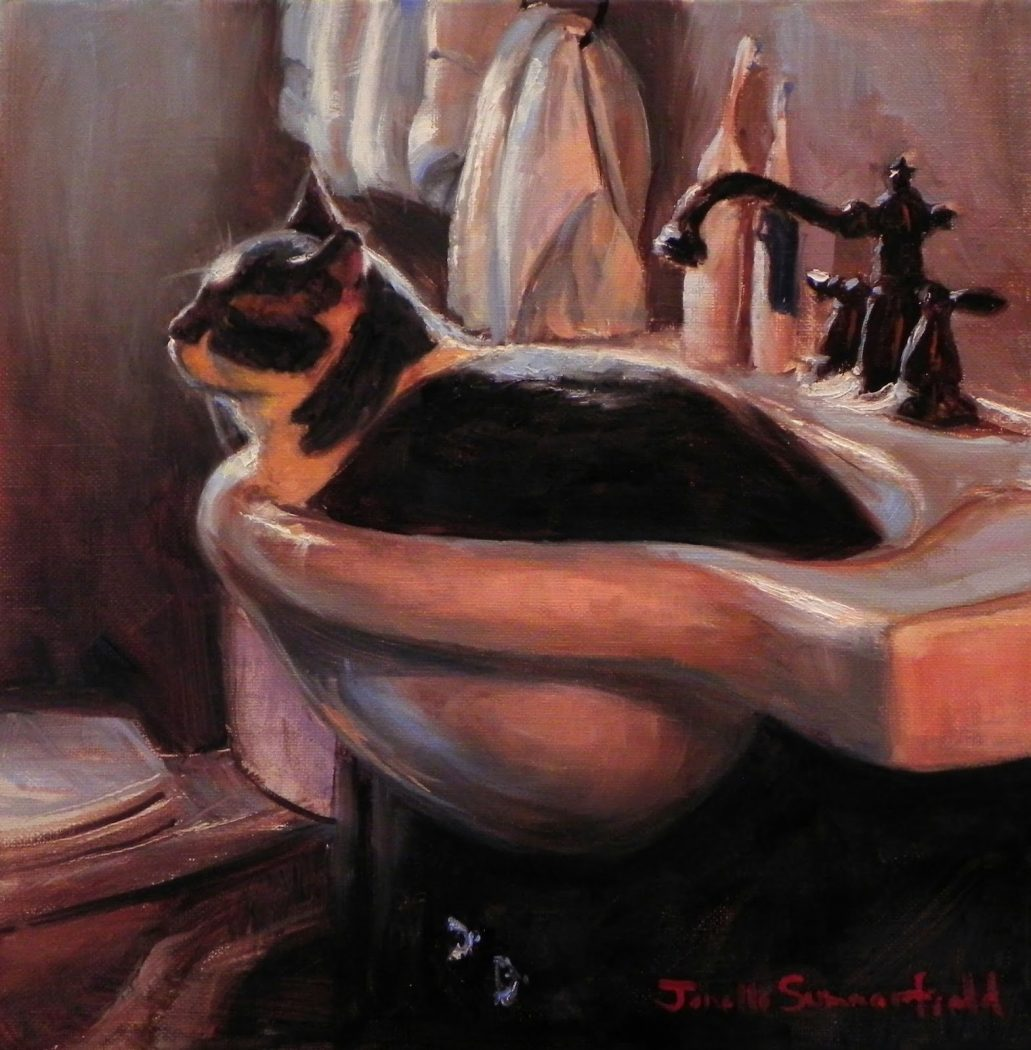 Jonelle Summerfield, Cat Shaped Sink
