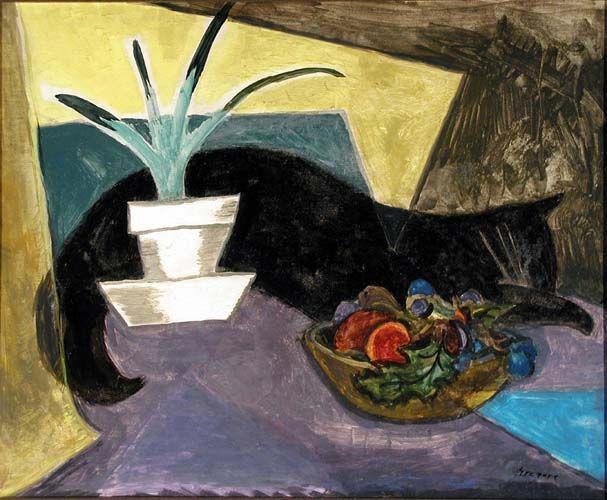 Black Cat, Dorothy Lake Gregory Moffett